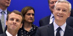 FRANCE-ECONOMY-FINANCE-MINISTRY